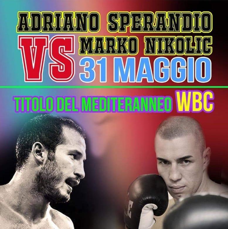 Titolo del Mediteranneo WBC