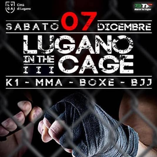 Lugano in the Cage III