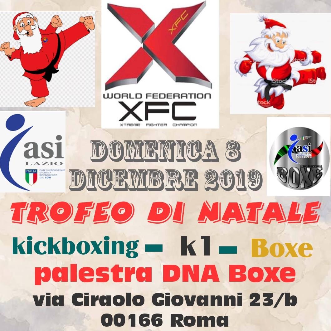 Trofeo di Natale XFC