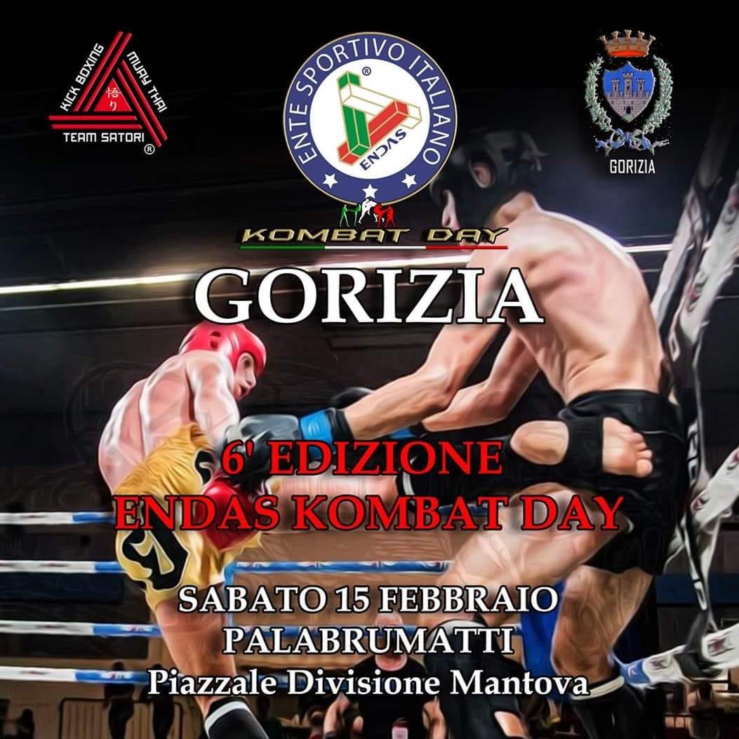 Kombat Day Gorizia