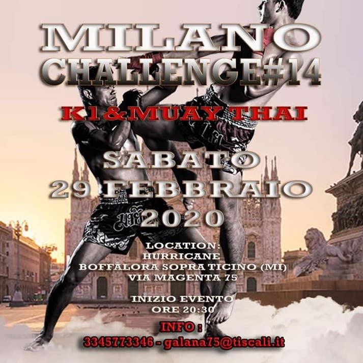 Milano Challenge 14