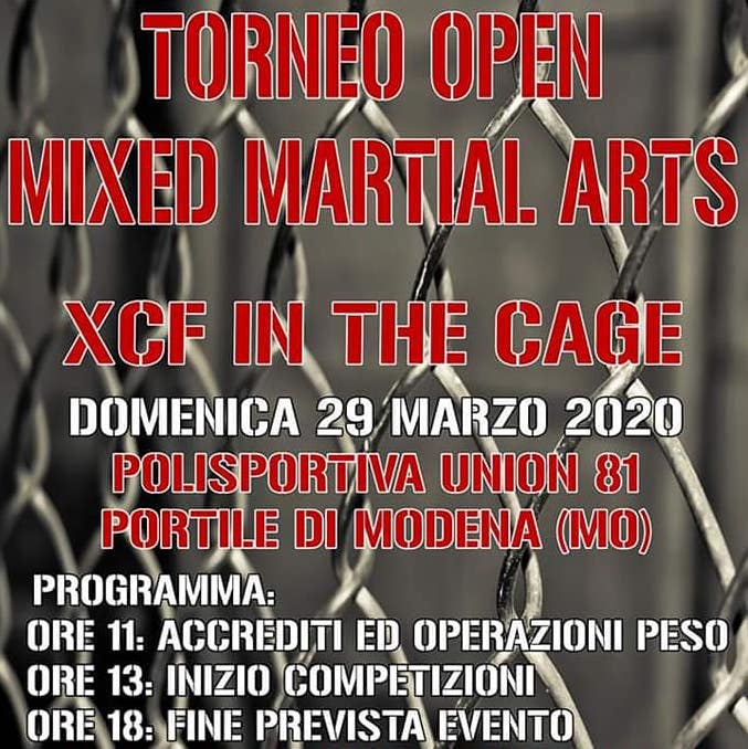 XFC in the Cage