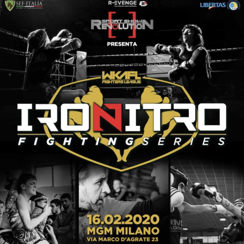 IRONITRO Fighting Series