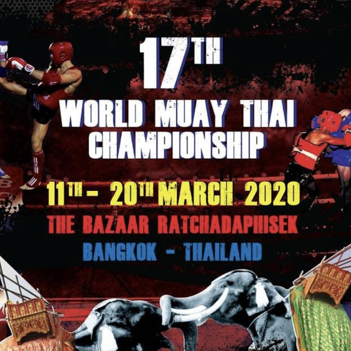17th World Muay Thai Championship
