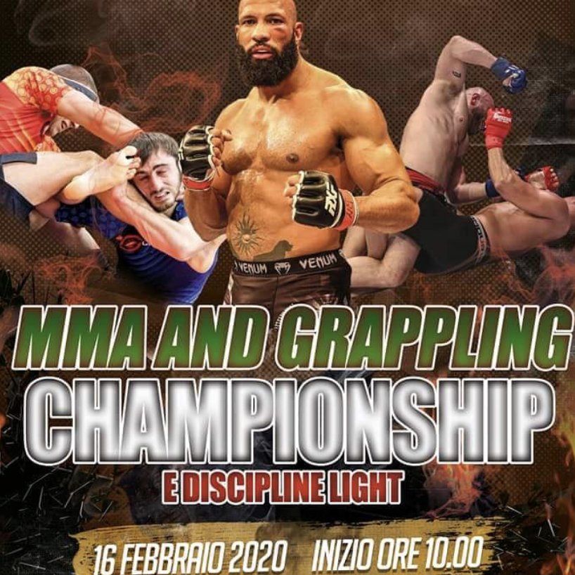 MMA and Grappling Championship