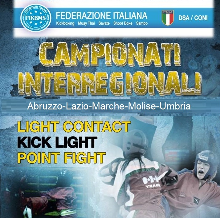Campionati Interregionali FIKBMS
