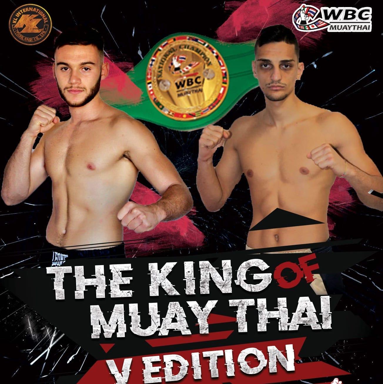 King of Muay Thai V