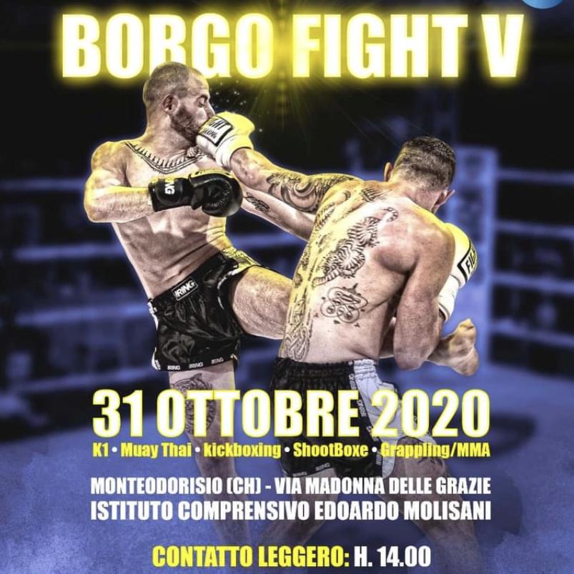 Borgo Fight V