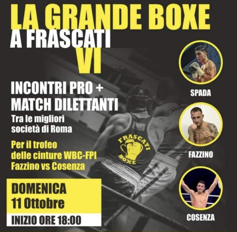 La Grande Boxe a Frascati VI