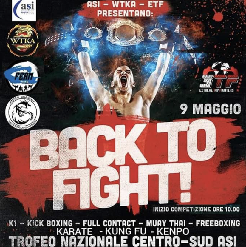 Back To Fight