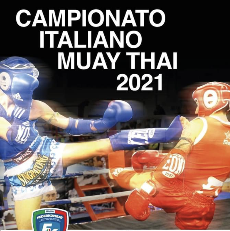 Campionati Italiano Muay Thai 2021