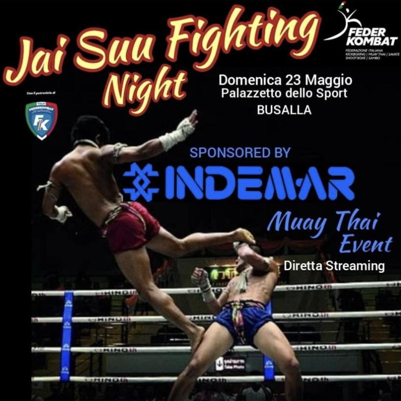 Jai Suu Fighting Night