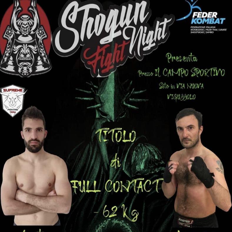 Shogun Fight Night