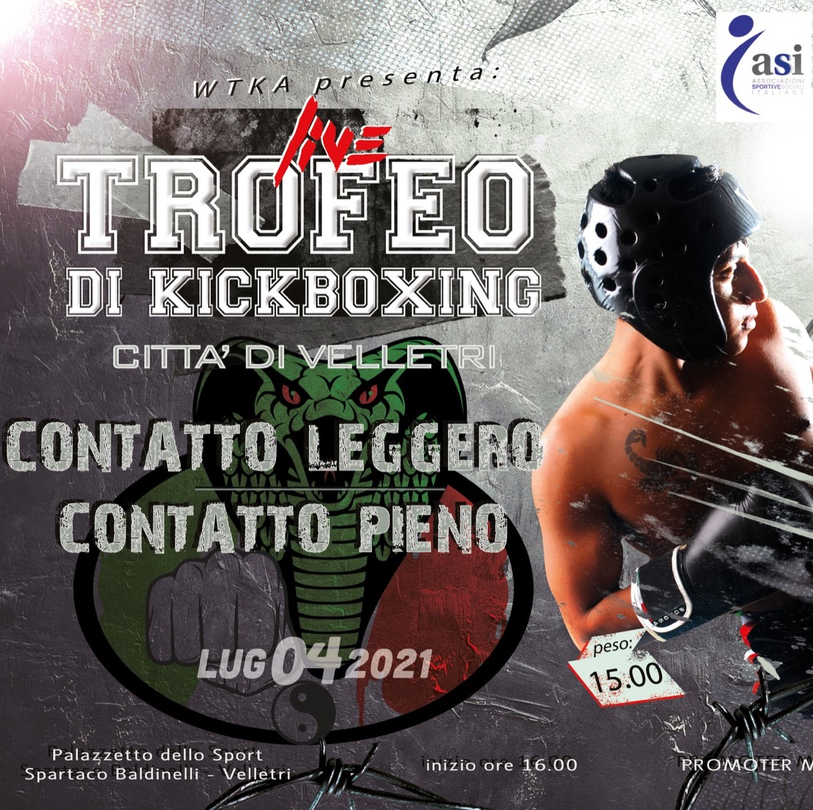 Trofeo di Kickboxing WTKA