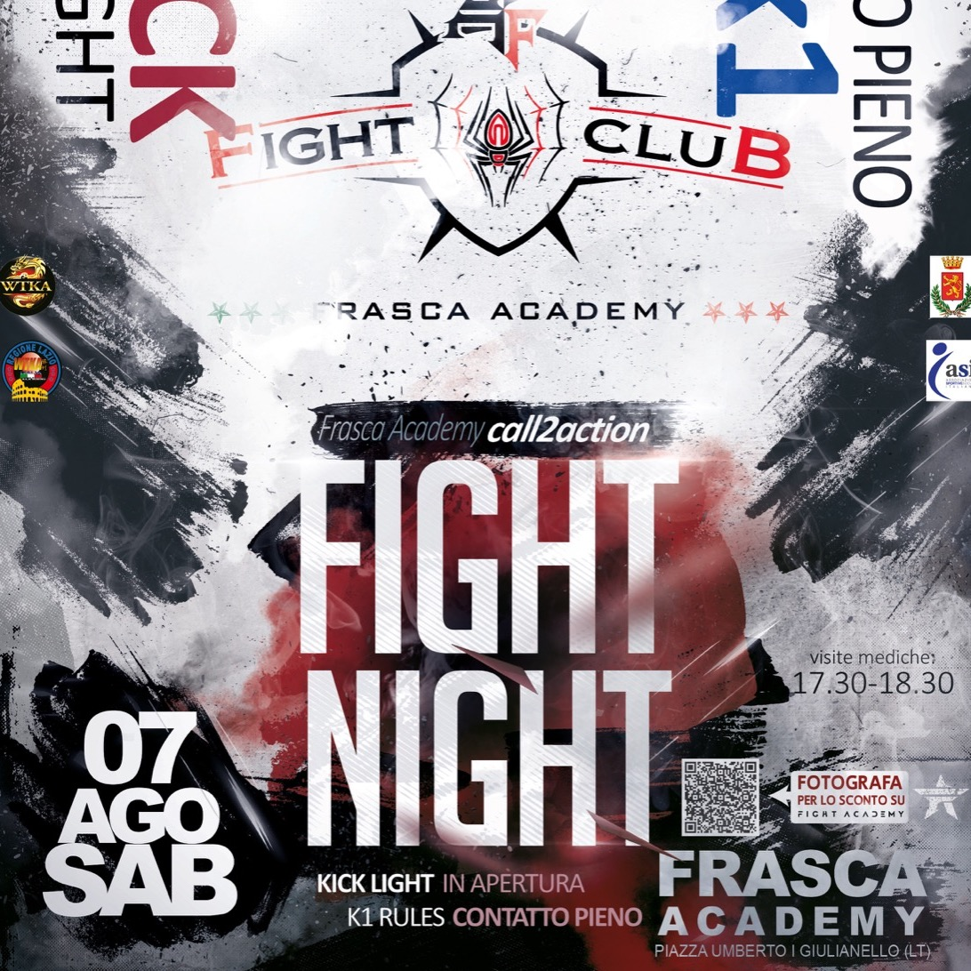 Fight Night Frasca Academy