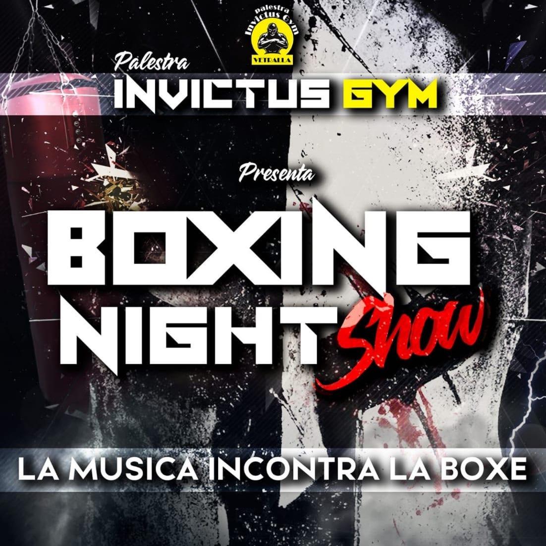 Boxing Night Show